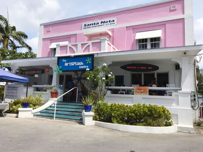 ArtSplash Centre – Barbados