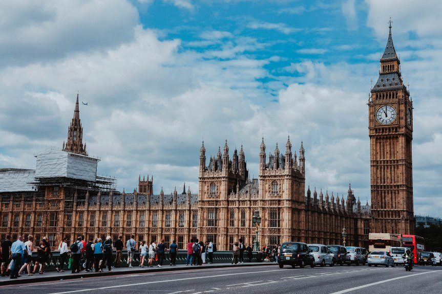 Ultimate Travel Guide to London,UK